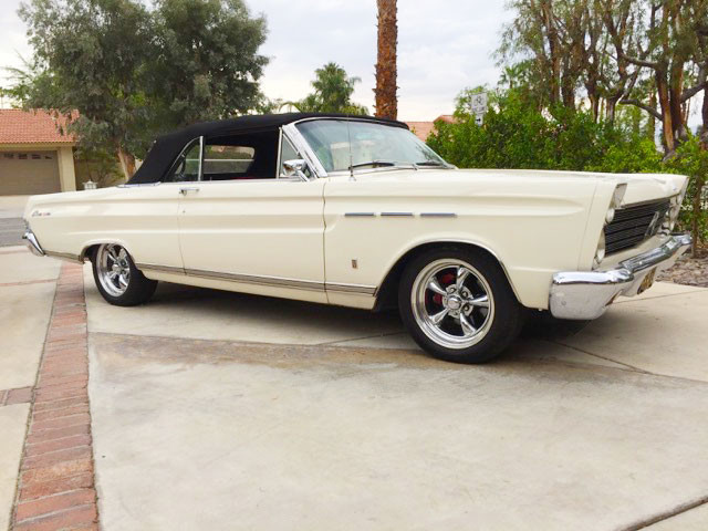 Car of the Week: 1965 Mercury Comet Caliente