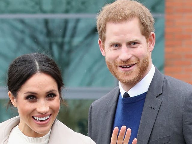 Meghan Markle and Prince Harry explain on their website why they're pulling away from royal life and it has to do with money and the British press