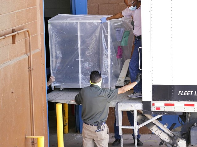 Arizona Republicans seize all ballots, voting machines from Maricopa County