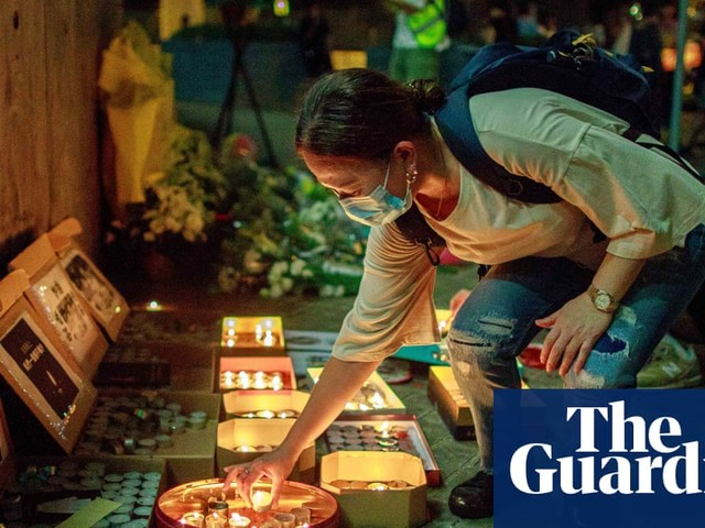 'Society is suffering': Hong Kong protests spark mental health crisis
