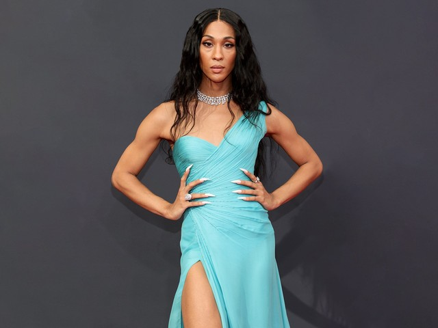 How MJ Rodriguez Solidified Her Beauty Icon Status At Last Night's Emmys