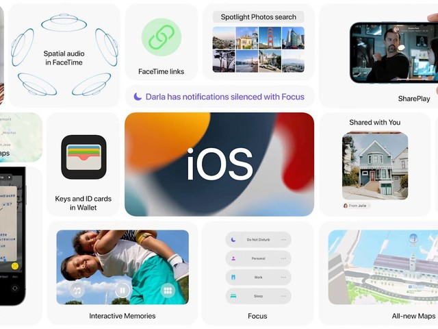 iOS 15 RC and iPadOS 15 RC rolling out ahead of next week's public release