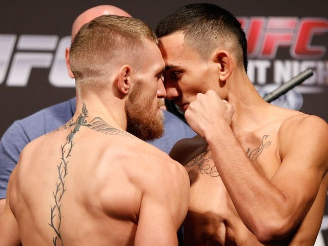 Max Holloway: Khabib and McGregor fights are 'still there'
