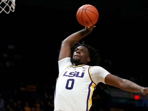 Naz Reid NBA Draft: Latest Mocks & Projections for LSU Forward