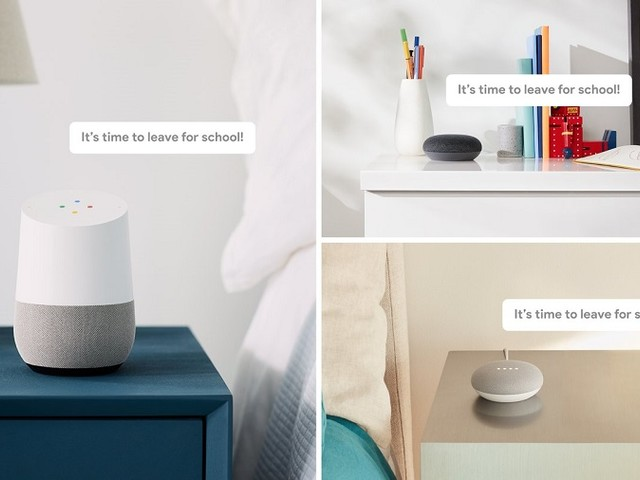 Google Assistant Now Lets You Turn Your Home Devices Into An Intercom System