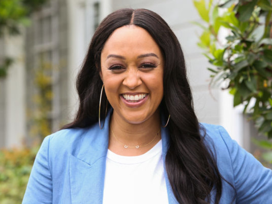 Tia Mowry-Hardrict on Her Family Sitcom's All-Black Writers Room: 'It's Not Coming From Someone's Idea of What They Think Living with a Black Family is Like'