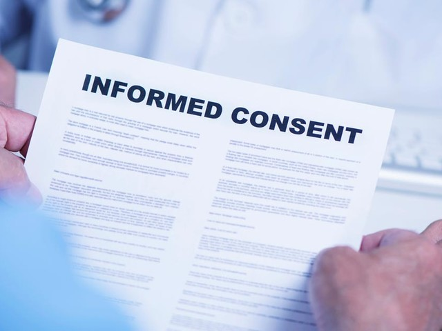 Informed Consent for COVID Vaccine