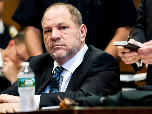 Harvey Weinstein Reneged on Payoff to HR Director, Suit Claims