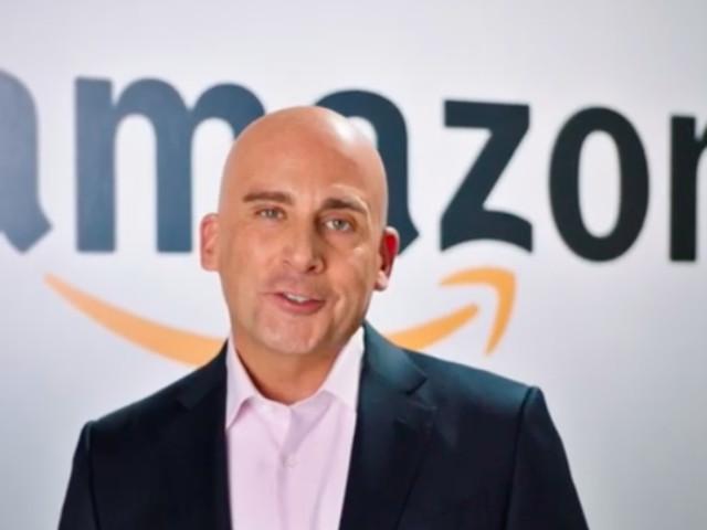 Steve Carell's Jeff Bezos Trolls Trump On 'Saturday Night Live' With 'Amazon Caravan'