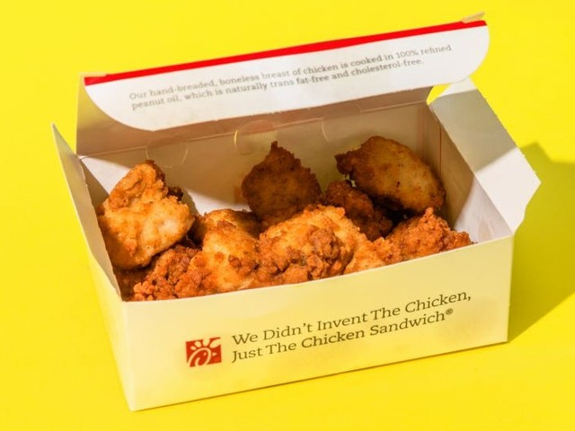 Chick-fil-A is giving away chicken nuggets this month. Here's how to get them.