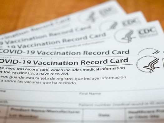 More Than Half Of US Companies To Impose Vaccine Mandates, New Survey Finds