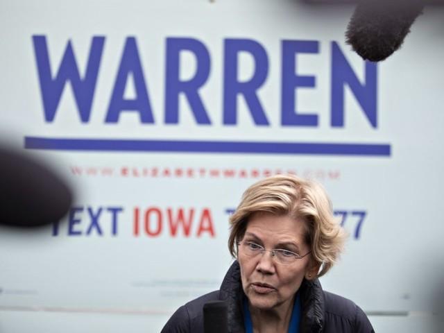 White progressives upset after NY Times columnist says Elizabeth Warren is too PC for minorities