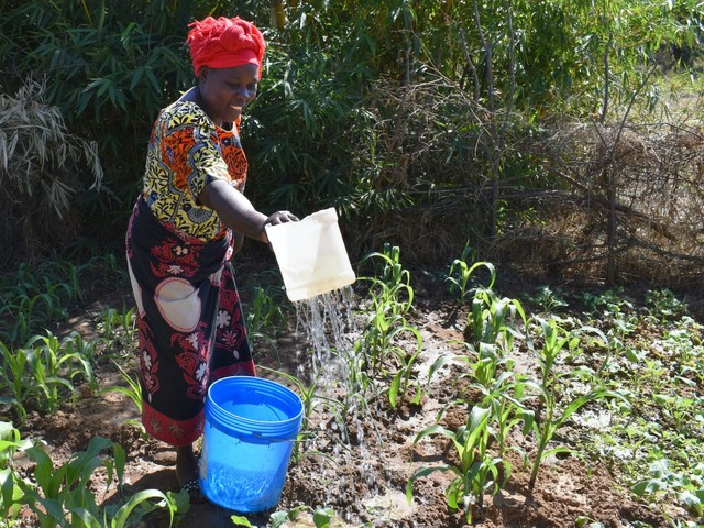 Water and gender equality