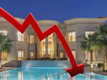 Luxury Market Chaos:The Global Mansion Bust Has Begun