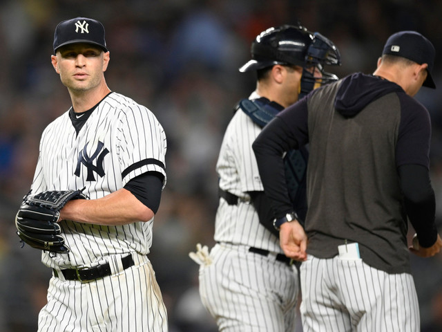 The Yankees are at a pitching crossroads