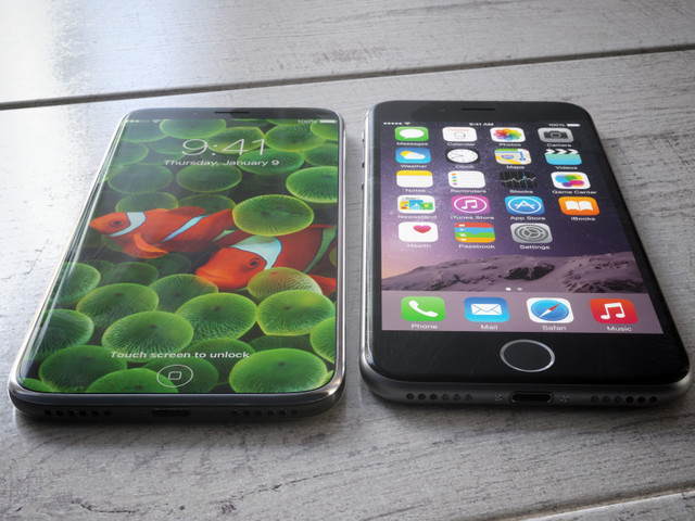The iPhone 8 is coming, and it's gonna be big