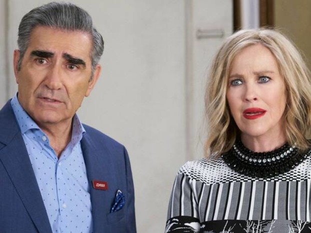 Schitt's Creek's Super-Sized Blooper Reel Will Make Your Entire Day