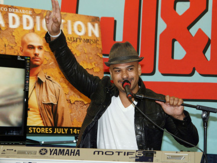 Chico DeBarge Has Been Arrested On Drug Charges