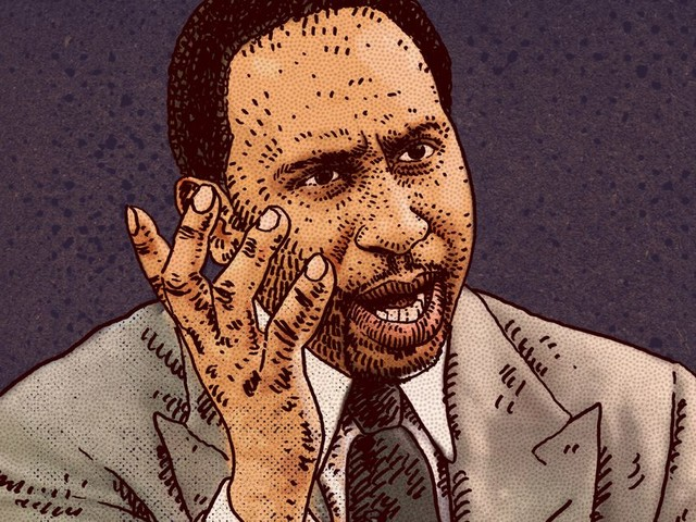 Our Strange New Respect for Stephen A. Smith