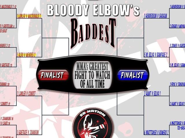 BE's Greatest MMA Fight of All Time Tournament - QUARTER FINALS: #1 Lawler vs. MacDonald 2 VS. #3 Aldo vs. Mendes 2