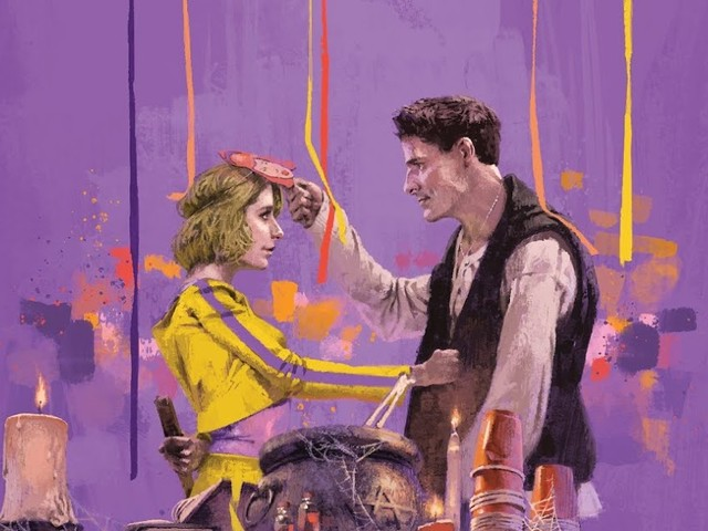 It's the End of the World As We Know It in BUFFY THE VAMPIRE SLAYER #8