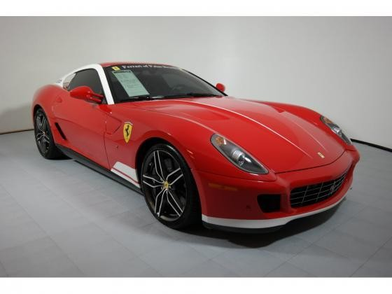 2009 Ferrari 599--60F1--Alonso--Final--Edition