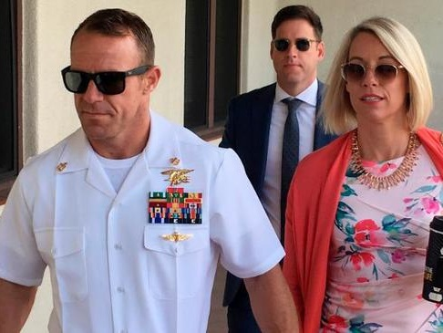 Navy SEAL Eddie Gallagher Found Not Guilty Of Murder By Military Court