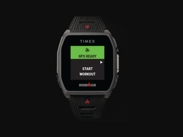 Timex Ironman R300 Smartwatch With Up to 25 Days Battery Life Launched