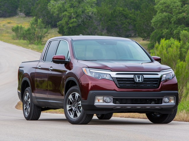 Honda Ups Discounts on Ridgeline — a Truck That's Already Having a Better Year