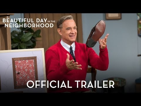 What Tom Hanks and Matthew Rhys learned from Mister Rogers for 'A Beautiful Day in the Neighborhood'