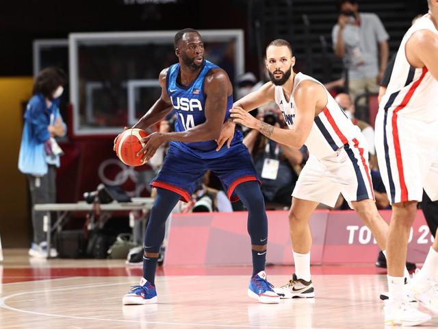 Team USA men's basketball falls to France in Olympics shocker