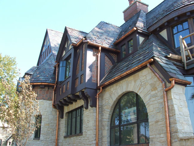 Copper Gutters: Cost and How to Choose   Specialty Design