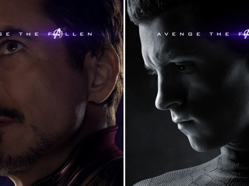 'Avengers: Endgame' released 32 posters that each highlight a superhero, including the fallen characters from 'Infinity War'