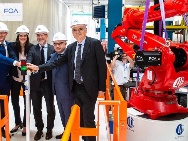FCA To Build New Battery Hub At Its Turin Factory
