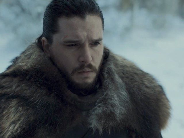 Jon Snow wasn't thrilled about a stunning revelation on 'Game of Thrones' and fans were having a field day