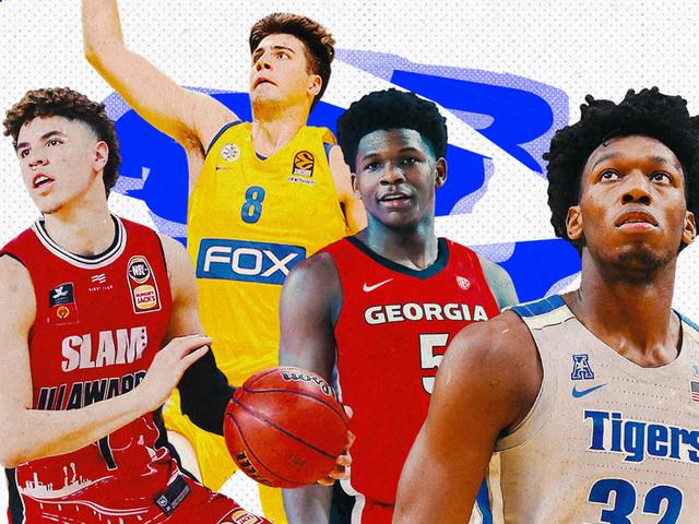 NBA mock draft 2020: Instant picks after lottery order set