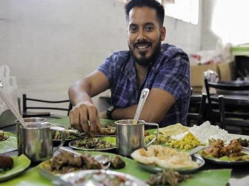 Beyond idli-dosa-sambar