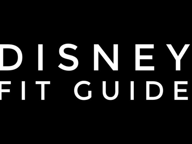 Disney Fit Guide: Tips and Tricks for Living Your Fittest Life at the Disney Parks