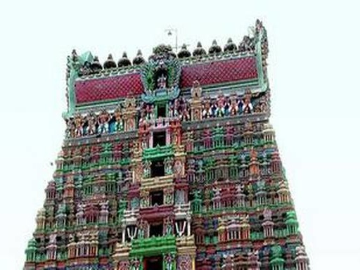 Srivilliputhur: This is Andal's fortress