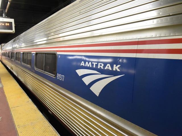 Amtrak passenger arrested after drawing gun outside Penn Station