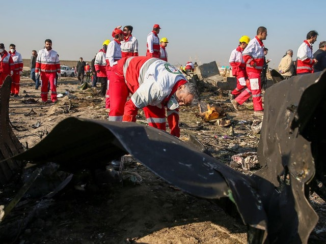 Speculation is mounting over whether the Ukrainian plane that crashed in Iran was shot down as the investigation runs into political roadblocks