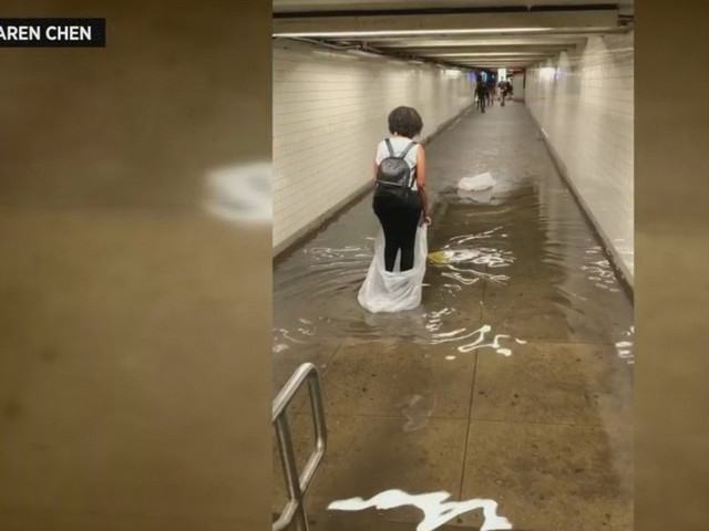 Commuters Demand Change As MTA Subway Stations Get More Dangerous, Disgusting, And Flooded