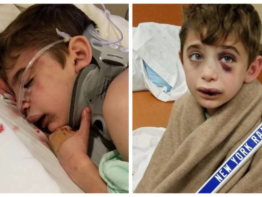 Injured Boy's First Reaction After Waking Up From NJ Bus Crash Is Beyond Heartbreaking