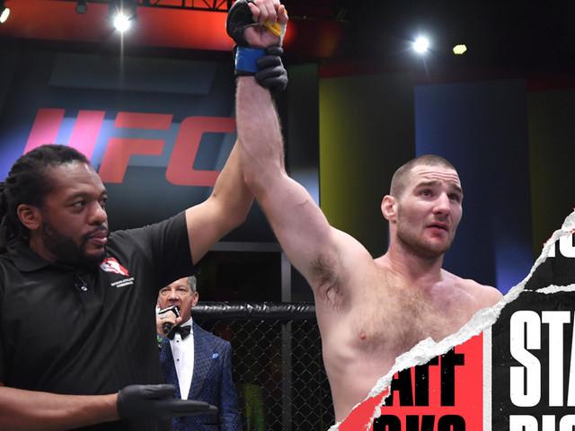 UFC Vegas 33: Hall vs. Strickland staff picks and predictions