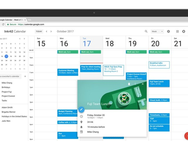 Google Calendar is down in outage affecting users worldwide