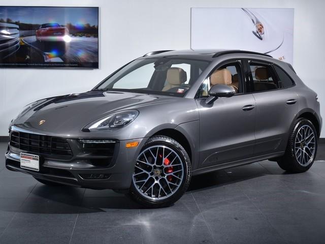 2018 Porsche Macan--GTS