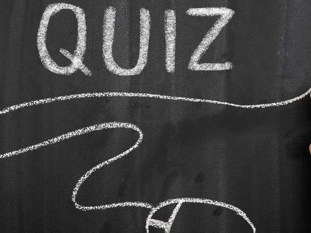 Weekly Health Quiz: Utilitarianism, WHO and the Great Reset