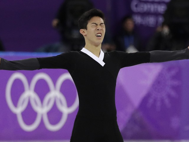 Calling Chen's triumph, and an ill-advised question from NBC