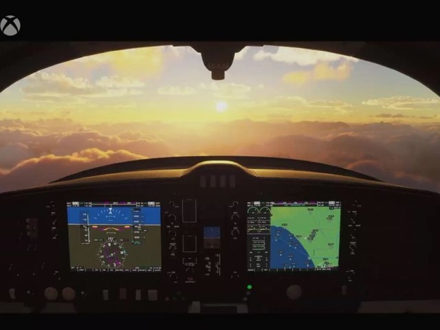 Microsoft's new 'Flight Simulator' looks like a wild 4K ride