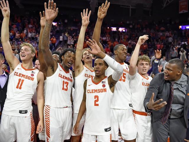 Forget football: Clemson basketball upsets No. 3 Duke